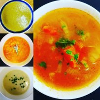 Home made soup